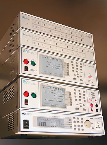 medical device tester for electric safety compliance testing
