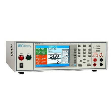 fully automated tester for electric safety compliance testing