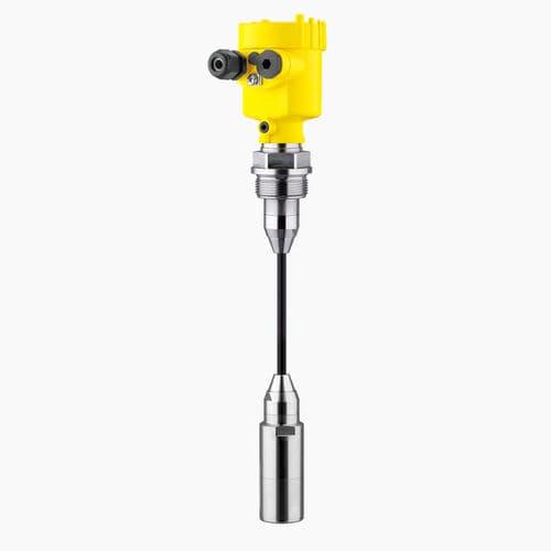 relative pressure transmitter / Modbus / immersed / stainless steel