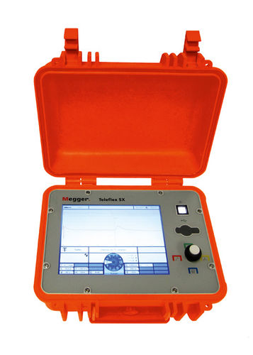 portable reflectometer