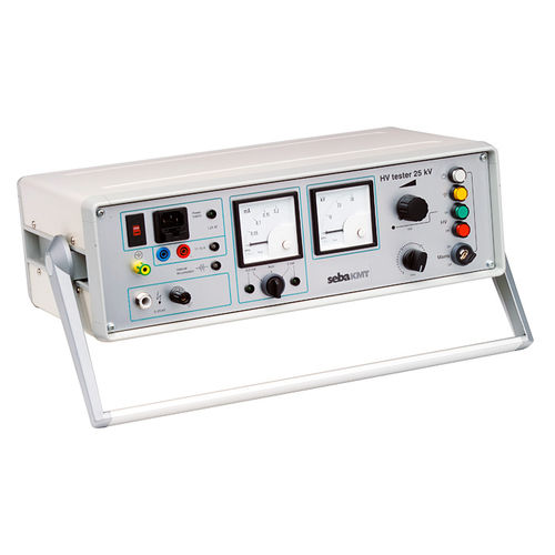 insulation tester / high-voltage / cabling / for electrical installations
