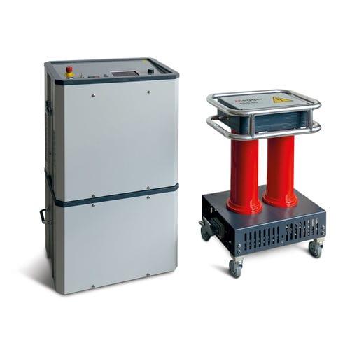 high-power test system