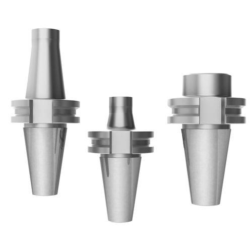 SK end mill holder / DIN 69871 / Morse taper / milling