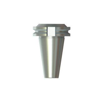 SK hydraulic chuck / taper shank / milling / cutting