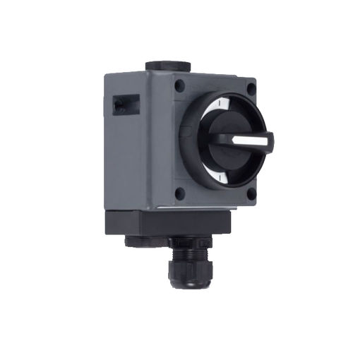 selector switch / 2-pole / electromechanical / lighting