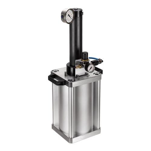 pneumatic pressure multiplier