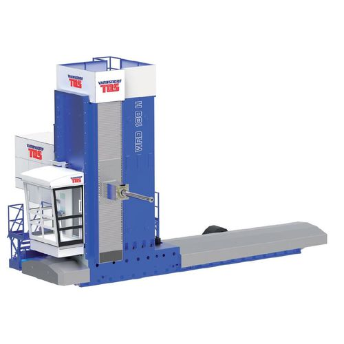 floor boring mill