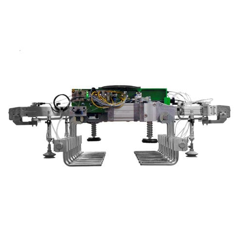 pneumatically-actuated gripper