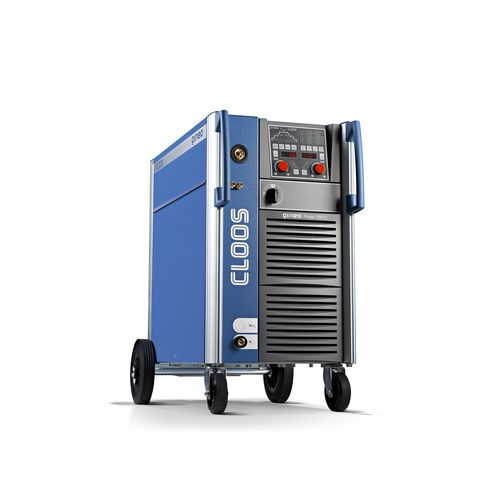 spot welding power supply / MIG-MAG / portable / three-phase