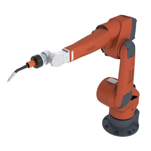 articulated robot / 6-axis / MIG-MAG welding