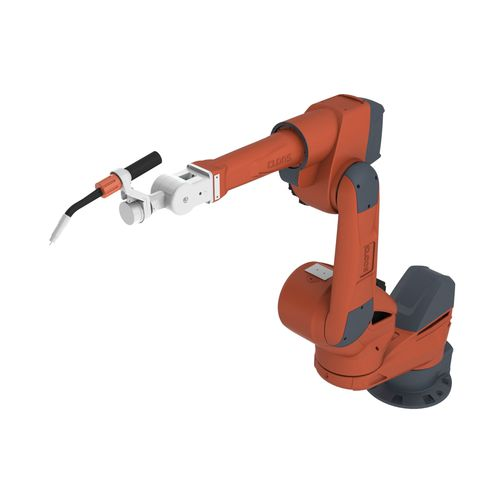 articulated robot / 7-axis / MIG-MAG welding / cutting