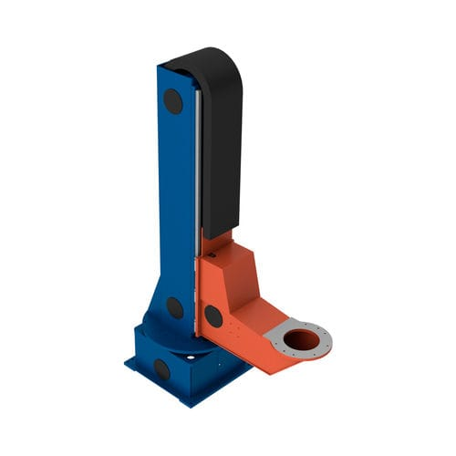 linear positioner / rotary / vertical / 1-axis