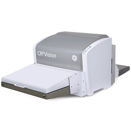 computed radiography scanner / for welding inspection / laser / high-resolution