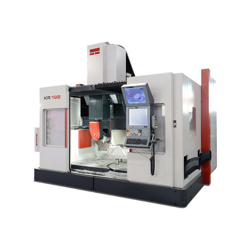 6-axis CNC machining center
