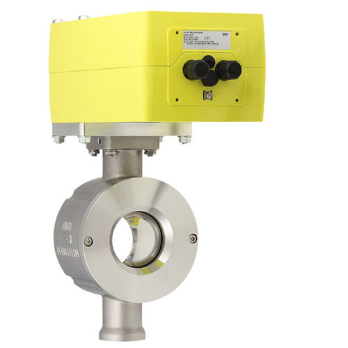 dome valve - Schubert & Salzer Control Systems GmbH