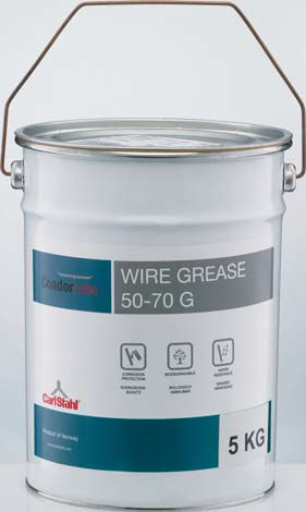 lubricating grease / synthetic / cable / biodegradable