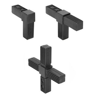 square tube connector