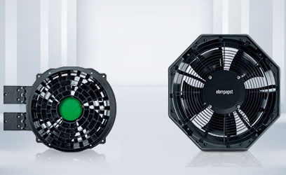 axial fan / cooling / industrial / AC