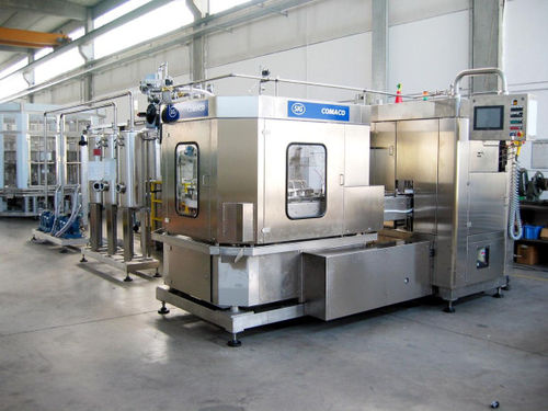 sauce filling machine / can / automatic / rotary