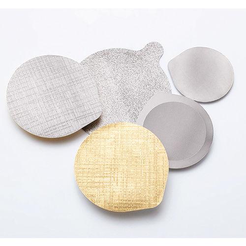 aluminum membrane lid