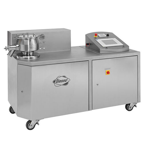planetary mixer / batch / granulates / laboratory