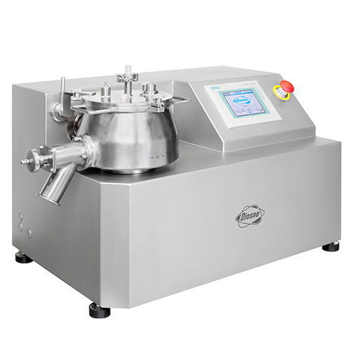 dynamic mixer / batch / granulates / laboratory