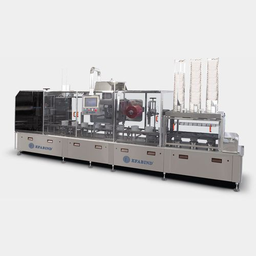 automatic heat sealer / packaging / horizontal / with modified atmosphere packaging