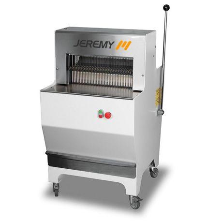 semi-automatic industrial bread slicer