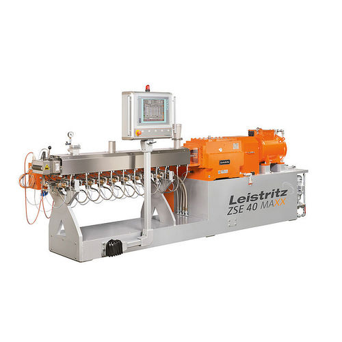 compounding extruder / twin-screw