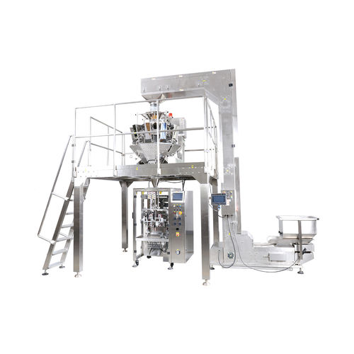 vertical bagging machine / VFFS / weight / for the food industry