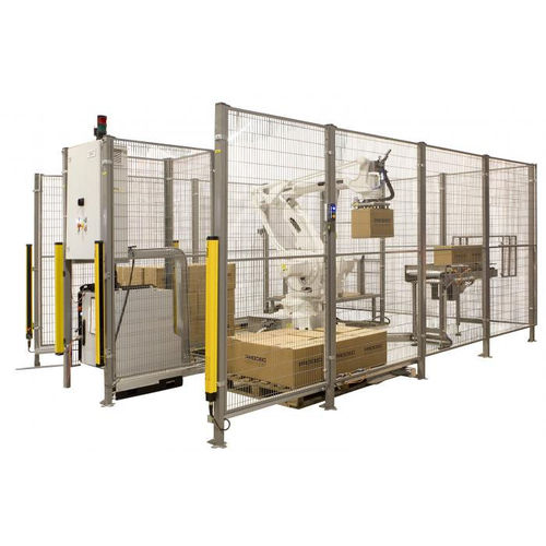 articulated palletizer / case / carton