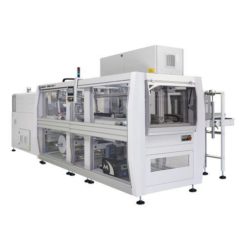 automatic shrink wrapper