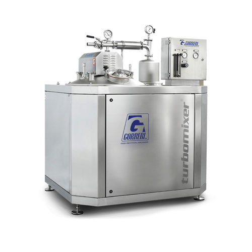 turbo emulsifier