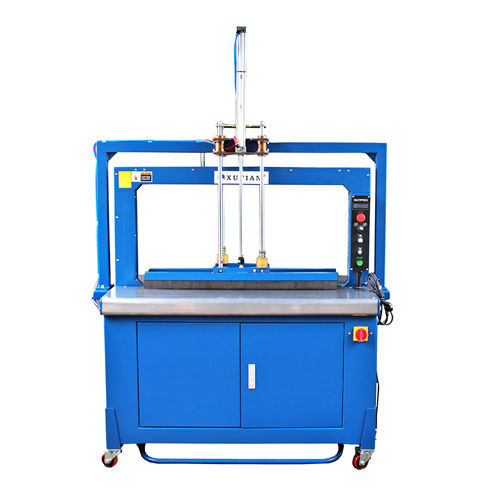 automatic strapping machine / box / high-speed / mobile