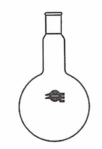 conical bottom flask