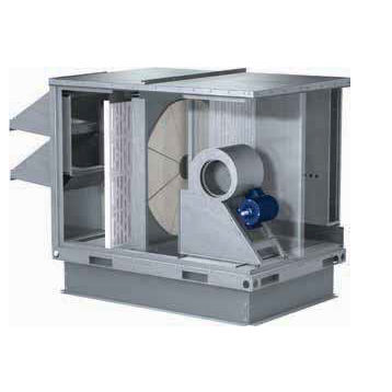 rooftop air conditioning unit / outdoor