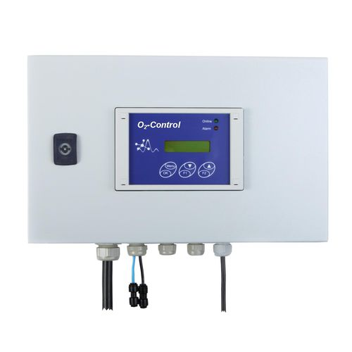 oxygen analyzer / water / concentration / for integration