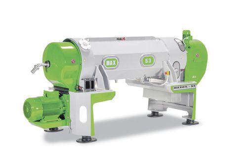 olive oil decanter / centrifugal / horizontal