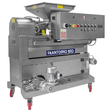 olive oil production line / continuous