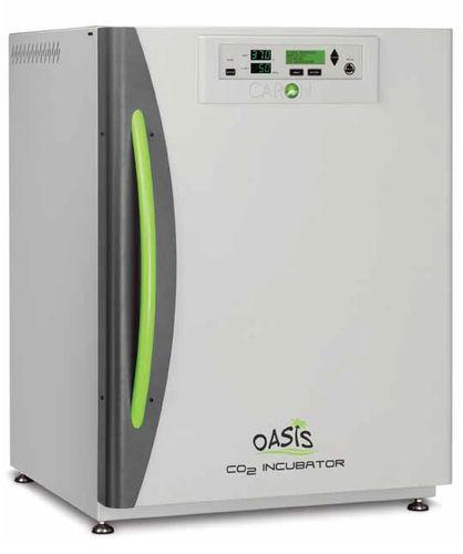 laboratory incubator / natural convection / CO2