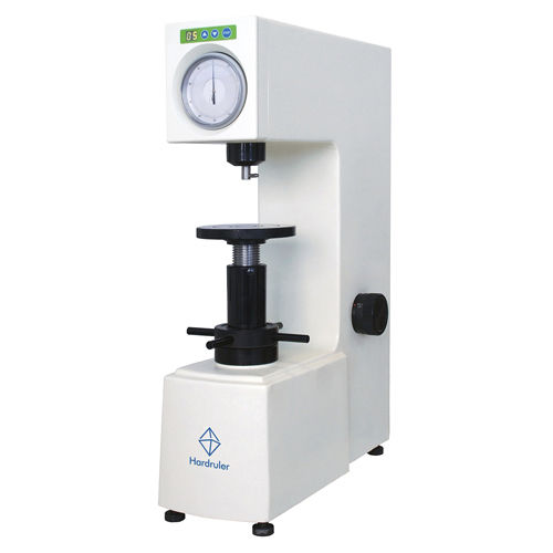 Rockwell hardness tester / benchtop / for coatings / superficial