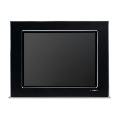 TFT LCD panel PC / touch screen / 800 x 480 / AMD Geode LX800