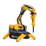 remote-controlled demolition robot