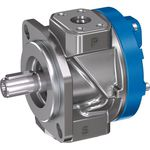 gerotor pump / oil / hydraulically-operated / self-priming