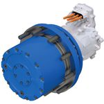planetary gear reducer / compact / rugged / three-stage
