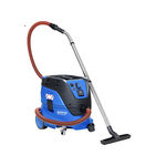 hazardous dust vacuum cleaner / electric / industrial / mobile