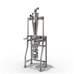 vertical separator / high-performance / filter-less