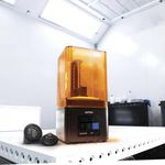 resin 3D printer / LCD / prototyping / dental
