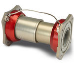 fuel tube / transfer / for military applications / for aerospace applications