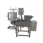 automatic cheese molding machine / manual